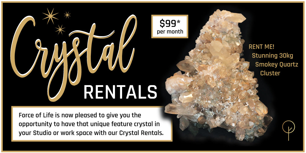 Rent a Crystal