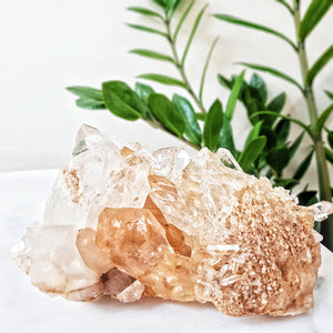 Cathedral Quartz Cluster