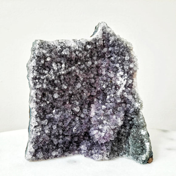 Amethyst Natural Sculpture - Cut Base