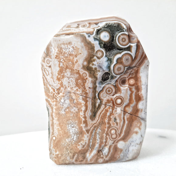 Ocean Jasper Sculpture (small)