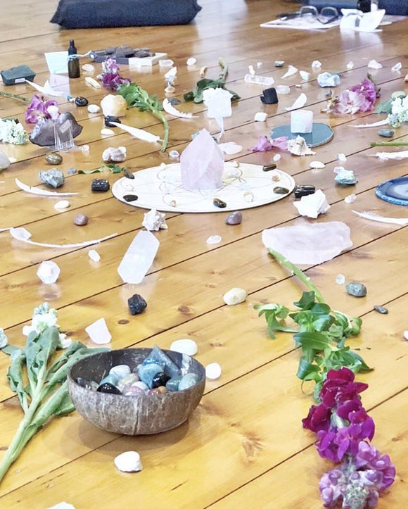 Crystal Grid Workshop