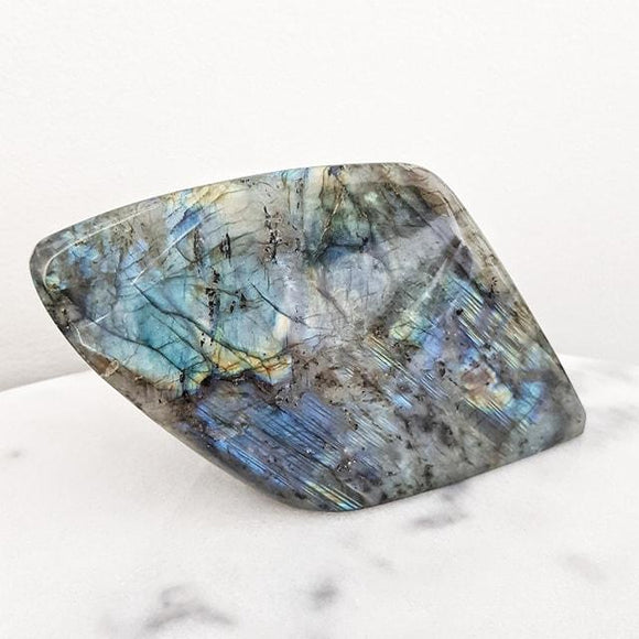 Labradorite Sculpture Crystal