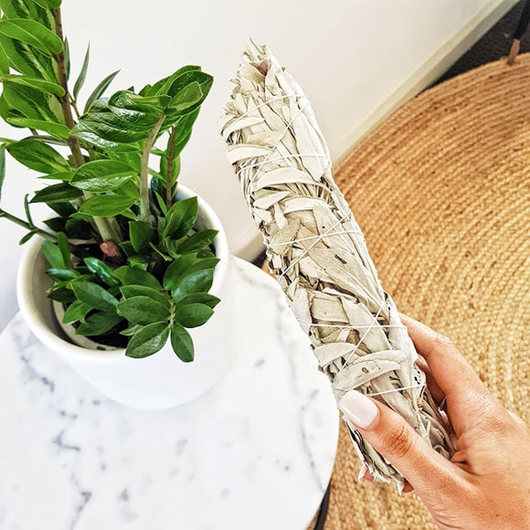 Large White Sage (Smudge Stick)