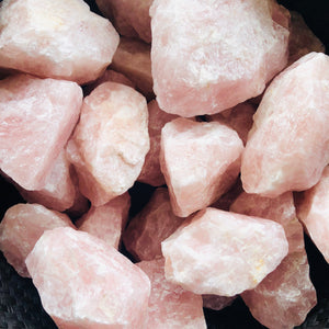 Rose Quartz Raw (5kgs)
