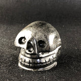 Lingam Stone Skulls Hand carved