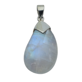 "Moonstone Teardrop Pendant by ""Made in Earth"""