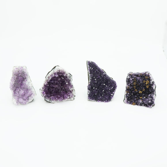 Amethyst natural Sculpture - Cut Base Sml
