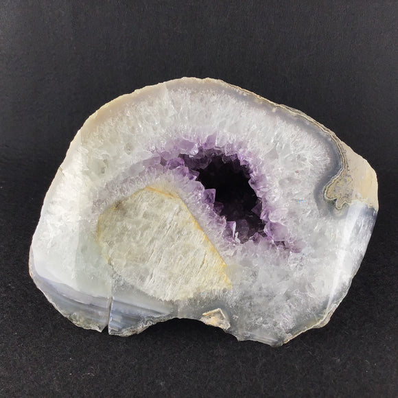 Amethyst Geode Sculpture Polished (2.511kg)