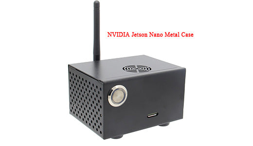 2019 New NVIDIA Jetson Nano Metal Case Designed by Geekworm