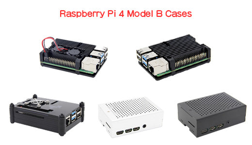 Choose the Proper Geekworm Raspberry Pi 4 Cases for Your Raspberry Pi 4 Model B Computer