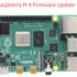 Good News Raspberry Pi 4 Firmware Update: Reduce Power Consumption and Increase System Speed