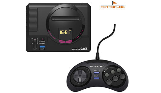 RetroFlag launches a MegaPi Case-M and Classic USB Game Controller-M