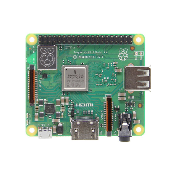 New Version Raspberry Pi 3 Model A Plus