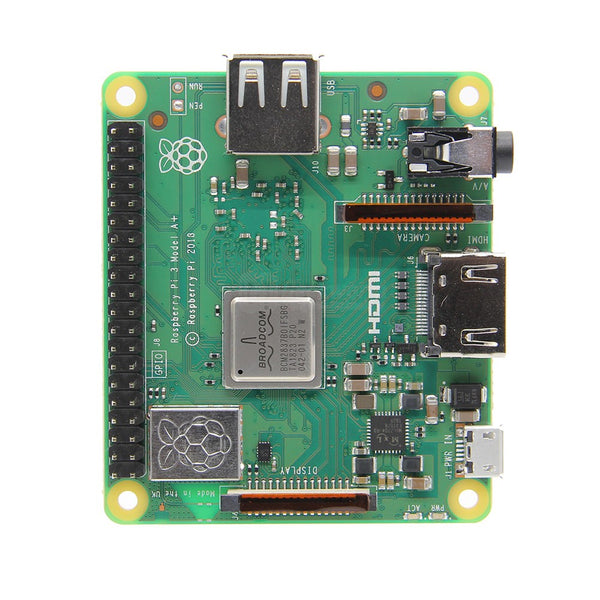 the latest raspberry pi 3 model a plus