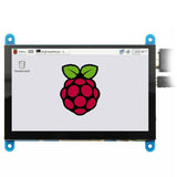 Raspberry Pi 5 Inch 800x480 HDMI Capacitive LCD Touch Screen