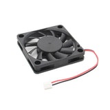 DIY DC 12V 6010 Mini Cooling Fan For Raspberry Pi/ DIY Projects