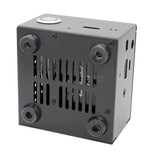 Raspberry Pi 3B+/3B X850/X860/X870 Metal Case with Cooling Fan, Power Switch for X735 Board