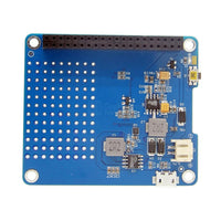 Geekworm Raspberry Pi UPS HAT Li-ion Battery Power Source Supply Expansion Board