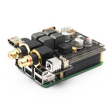 Raspberry Pi 3 Model B+ X5000 ESS Sabre DAC ES9023 Audio Player Expansion Board