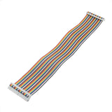Raspberry Pi 40 Pin Flat Ribbon Cable GPIO (30 cm)