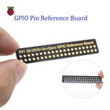 Raspberry Pi 40 Pin GPIO Reference Board