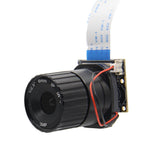 Raspberry Pi 5MP 4mm/6mm/8mm Focal Length IR-CUT Night Vision Camera