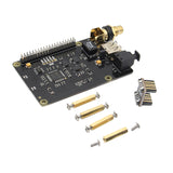 Raspberry Pi X20 HIFI Audio Kit (X20 ES9028Q2M DAC Board,X10-PWR Power Supply Board,X10-I2S Board,X10-HPAMP Amplifier)