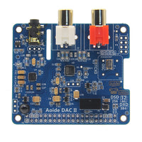 Raspberry Pi Music Audio Player DAC II ES9018K2M HIFI 32bit DSD/APE/FLAC/WAV Sound Card