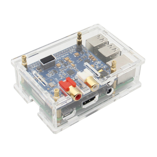 Raspberry Pi Music Audio Player DAC II ES9018K2M HIFI 32bit