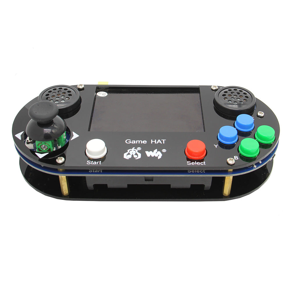 Raspberry Pi 3 Model B+/3B RetroPie Handle Game Console Gamepad with 3.5 inch 480 x 320 IPS Screen