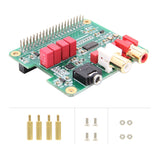 Raspberry Pi PCM5122 HIFI Audio DAC Expansion Board