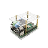 Raspberry Pi Audio Player X350 Microphone Input / Audio Input & Output USB Audio Card