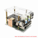 Raspberry Pi X6000 7.1ch/8.0ch Hi-Fi DACs ES9023 Audio Channel Expansion Board
