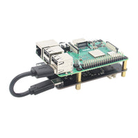 Raspberry Pi X870 V1.3 M.2 NVMe 2280/2260/2242/2230 SSD Expansion Board