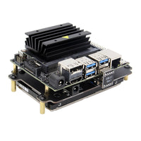 NVIDIA Jetson Nano 2.5 inch SATA SSD/HDD Shield Storage Expansion Board T300 V1.0