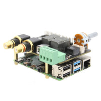 Raspberry Pi X5500 HiFi DAC+AMP Expansion Board Support X872/X710/X850/X860
