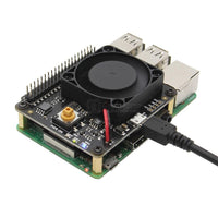 Raspberry Pi X730 Power Management with Safe Shutdown Auto Cooling Expansion Board