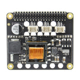 Raspberry Pi 4 Model B/ Pi 3 Model B+ X765 Power over Ethernet (PoE+) Expansion Board