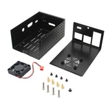 Raspberry Pi X850 V3.0 Match Metal Case with Cooling Fan Kit