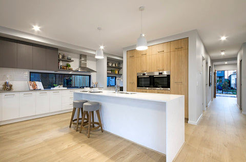 Kitchen & Kitchenette
