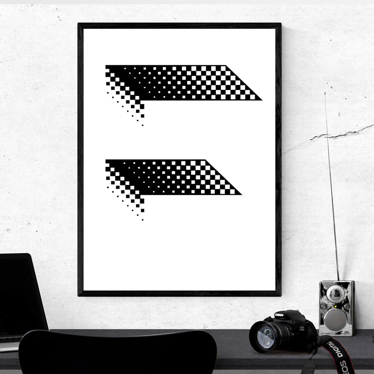aArt prints of typography and letters. Browse our online art prints store or visit our art prints shop in Temple Bar, Dublin.