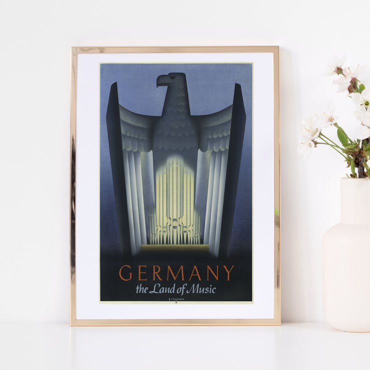 Art print of vintage poster. Browse our online art print store or visit our art print shop in Temple Bar, Dublin.