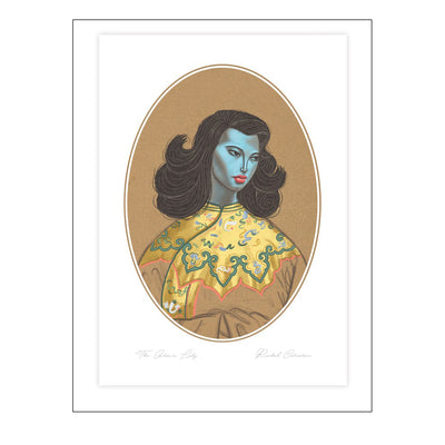 Art print by Rachel Corcoran. Browse our online art prints store or visit our art prints shop in Temple Bar, Dublin.