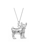 Load image into Gallery viewer, French Bull Dog Necklace