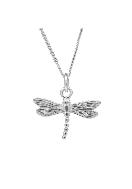 Dragonfly Pond Necklace