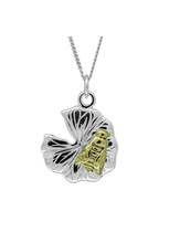 Load image into Gallery viewer, Water Lily Necklace