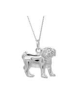 Load image into Gallery viewer, Pug Dog Pendant