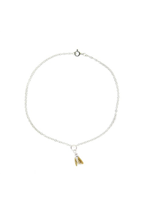 Honey Bee Ankle Bracelet