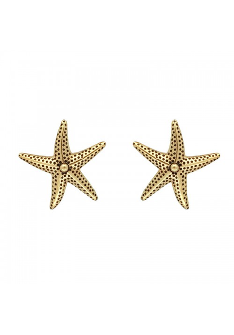 Sea Starfish Stud Earrings