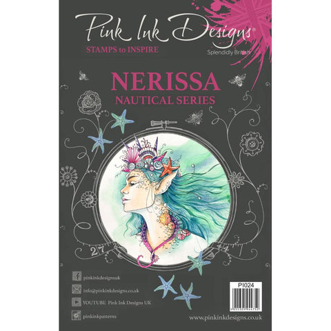Nerissa Clear Stamps